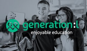 Generation:L enjoyable education